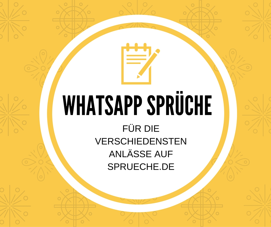 whatsapp-sprueche