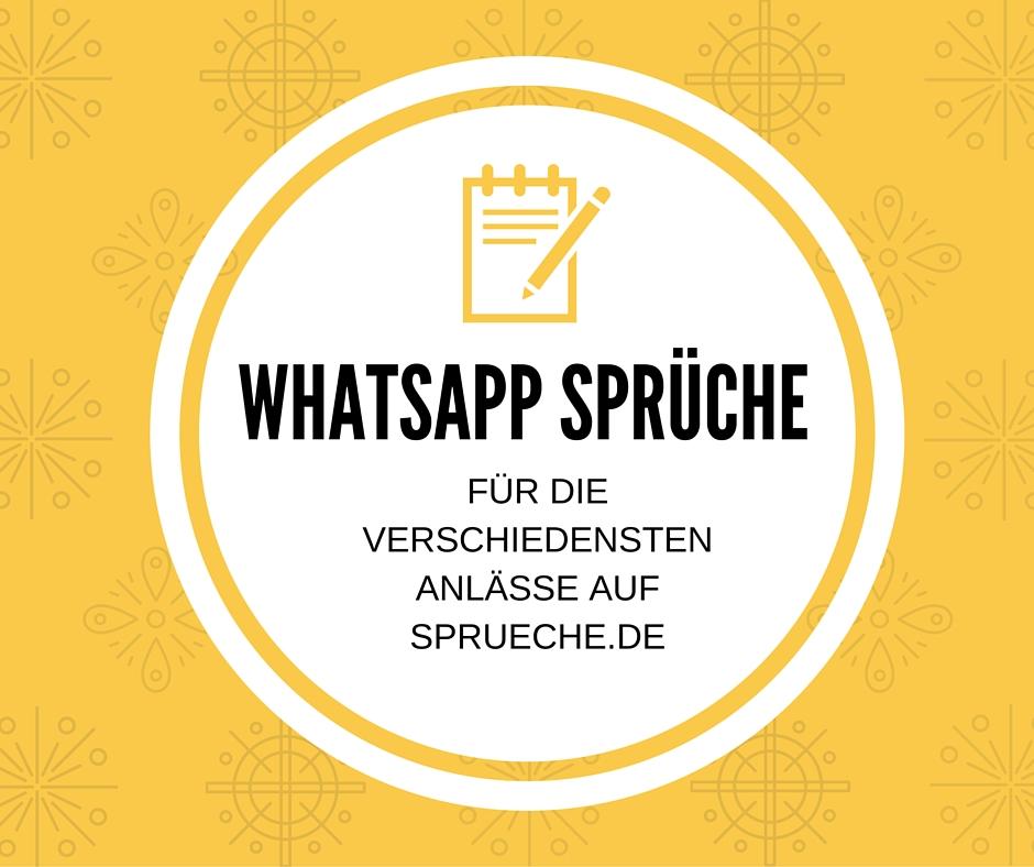 whatsapp-sprueche