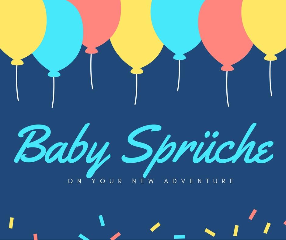 baby sprüche | Übersicht der schönsten baby sprüche